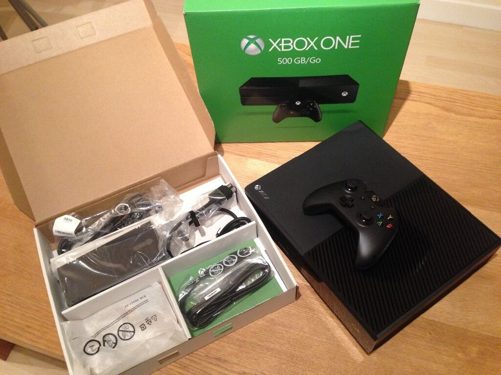 brand new and sealed xbox one 500gb go console with 1 wireless controller in bolton