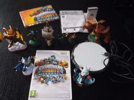 Wii console Skylanders: Giants Game -- (Nintendo Wii, )