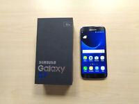 Samsung Galaxy S7. Black Onyx.32GB+64GB SD.Unlocked. Checkmend. New. Boxed. Cash or Swap.