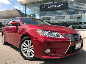 2013 Lexus ES 350 Navi Backup Cam Leather Sunroof