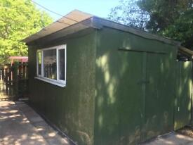 Massive 8 x 16 ft shed outdoor building