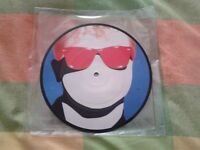 "Simply Red 7"" Picture Disc"
