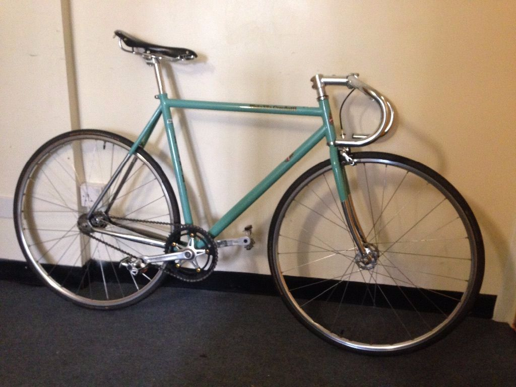 how to build a single speed track bike