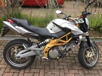 Aprilia Shiver 750 - NEW MOT (July)