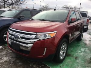 2014 Ford Edge SEL,LEATHER,NAVIGATION,SUNROOF
