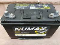 NUMAX LEISURE AND MARINE BATTERY XV27MF 12V 100AH