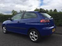 2006 seat Ibiza 1.2 full service history MOT April 2018 immaculate condition