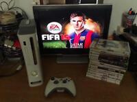 Xbox 360 Console & Games