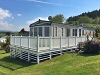 NEW OFFER! Stunning Cheap Family Holiday Home/Static Caravan on Beautiful Coastal Park in Mid Wales!