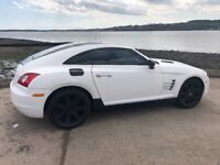 Chrysler Crossfire White 3.2 Coupe Manual
