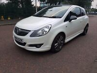 VAUXHALL CORSA SXI 1.3 CDTI XP KIT, Full PEARLESCENT WHITE WRAP, Manual, Diesel, 2009