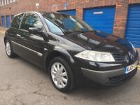 RENAULT MEGANE DYNAMIQUE 58K MILES FSH FACE LIFT MODEL
