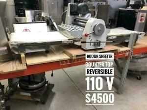 DOUGH SHEETER AND DOUGH DIVIDER Canada Preview