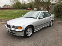 BMW 323i 2.5 SE Automatic ** 13 Service Stamps ** 2 Owners