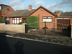 Excellent 2 Bedroom Detached Bungalow Longton Stoke on Trent