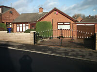 Excellent 2 Bedroom Detached Bungalow Longton Stoke on Trent