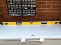 Stanley FatMax 4ft /120cm Spirit Level (AS NEW UNUSED)