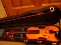 Stentor 1/4 size violin -good condition, plays well, great gift