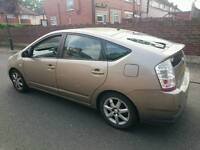 For sale or swap TOYOTA PRIUS T SPIRIT WITH REVERSE CAMERA AND SENSORS