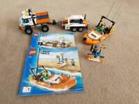 LEGO CITY HARBOUR PATROL