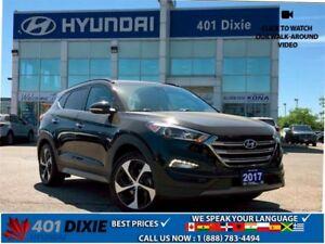 2017 Hyundai Tucson ULTIMATE 1.6T