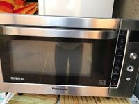 RRP £250 - Panasonic Family Size Combination Microwave Oven 1000W - Stainless Steel - NN-CF778SBPQ