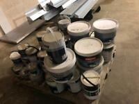 Trade Paints. Some Dulux Diamond Matt Brand New Unopend. Most 5ltr Or More. Bargain!!!