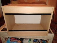 Wooden vivarium - bargain