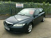 2005 05 mazda 6 estate 10 months mot drives like new