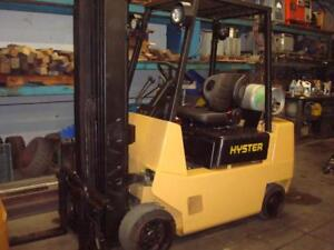 Hyster 5000lb Fork Lift
