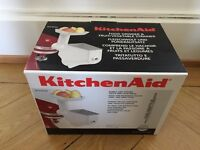 KitchenAid Meat Grinder and Fruit/Vegetable Strainer for the KitchenAid Mixer
