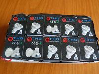 10 LED BULBS MR16 12V 5W DAY WHITE