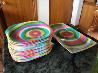 Plates bulk