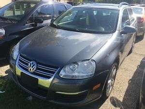 2009 Volkswagen Jetta Wagon Comfortline | 6 Speed Manual | Panor
