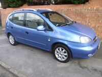CHEVROLET TACUMA 2L AUTOMATIC, 2007 REG, FULL MOT, LOW MILEAGE, NICE SPEC WITH ALLOYS & AIR CON