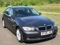 BMW 3 Series 2.0 320D SE,3 M Warranty,M Sports Steering,F S History,Just Serviced,1 P Owner