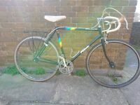 Falcon single speed fixed gear road bike vintage bicycle