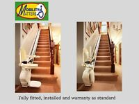 Top Quality Stairlifts - Acorn / Brooks / Stannah - £650