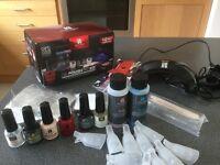 Red Carpet Gel Manicure Kit