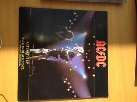 AC/DC 12 inch vinyl single Let's Get it UP, £3