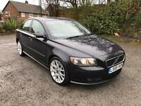 2006 VOLVO S40 2.0D SPORT DIESEL 6 SPEED MANUAL