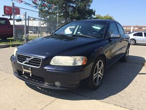 2006 Volvo S60 TURBO,auto,safety e/test included