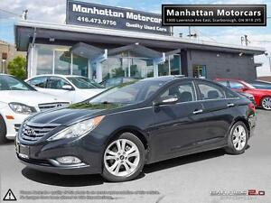 2011 HYUNDAI SONATA LIMITED AUTOMATIC |SUNROOF|LEATHER|BLUETOOTH