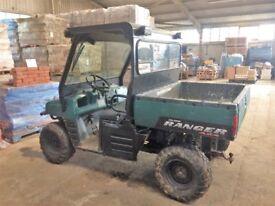 2007 POLARIS RANGER 500 PETROL ATV 4X4