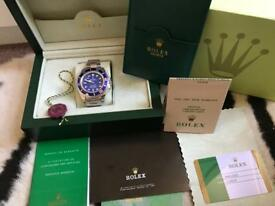 Rolex DEEPSEA Sea-Dweller Watch boxed with full accessories