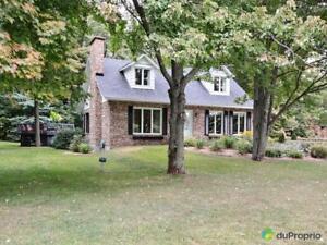 339 000$ - Maison à un étage et demi à vendre à Granby