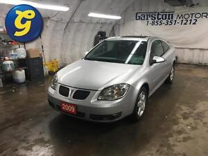 2009 Pontiac G5*COUPE*BLUETOOTH PHONE*POWER SUNROOF*PIONEER PRE