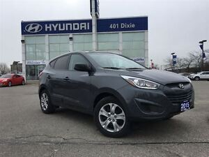 2015 Hyundai Tucson GL|HEATED SEATS|BLUETOOTH|KEYLESS ENTRY
