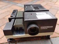 Kindermann slide projector - open to offers!
