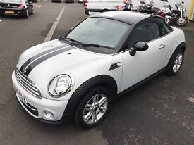 MINI Cooper Coupe 1.6 Petrol - 1 OWNER FROM NEW